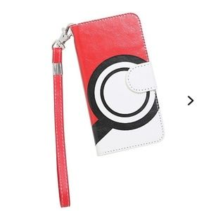 NIP Pokèmon iPhone Wallet Case 6 7 from Hot Topic